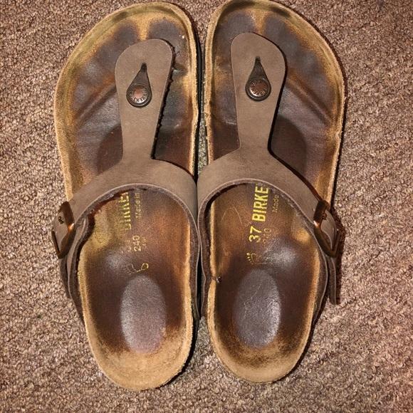 Birkenstock Gizeh Sandals 37